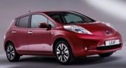 La Nissan Leaf produite en Europe