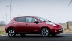 Nissan Leaf : encore plus de coffre et d'autonomie