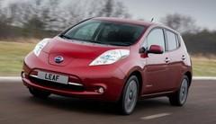 Nissan Leaf: un lifting et une plus grande autonomie