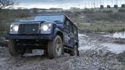 Le Defender passe à l'électrique chez Land Rover
