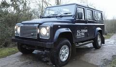 Land Rover Defender électrique