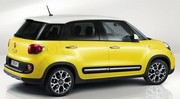 Fiat 500L Trekking de série