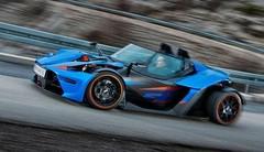 KTM X-Bow GT : Pour l'hiver