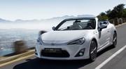 Le concept Toyota FT-86 Open se montre