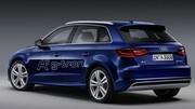 A3 Sportback g-tron : ça gaze pour Audi