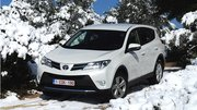 Essai Toyota RAV4 2013 : Beauté intérieure