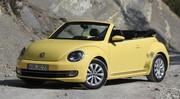 Essai Volkswagen Coccinelle Cabriolet : quand capote rime avec plaisir