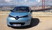 Essai Renault Zoé : la vie en bleu