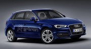 Audi A3 Sportback g-Tron : Ça gaze pour elle !
