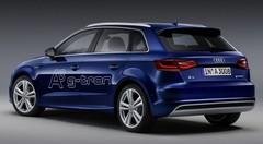 Audi A3 Sportback g-tron : du méthane dans le réservoir