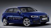 Audi fait avancer la technologie avec son A3 g-tron