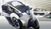 Toyota i-Road : Auto ascendant moto