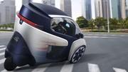 Toyota i-Road, la micro-citadine électrique