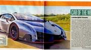 Lamborghini Veneno, trop rapide (ajout photos)