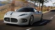 Spyker va présenter son Concept B6 Venator