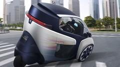 Toyota i-Road, un mode de transport inédit : Le 4 mars 2013