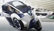 Toyota i-ROAD : Plus fort qu'un Twizy ?