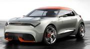 Kia Provo : concept de voiture urbaine au look très affirmé