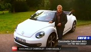 Emission Turbo : Volkswagen Coccinelle Cab, RS5 Cabriolet, Ibiza Cupra