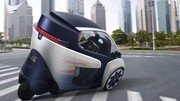 Toyota i-Road : le Twizy à trois roues