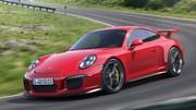 Porsche 911 GT3 2013 : Quinqua dynamique