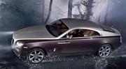 Rolls Royce Wraith : Coupé du monde