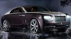 Rolls-Royce Wraith : première mondiale à Genève