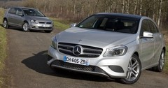 Essai : Elue Voiture de l'Année, la Volkswagen Golf 7 défie la Mercedes Classe A
