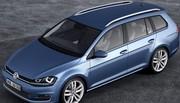 Voici la nouvelle Volkswagen Golf break