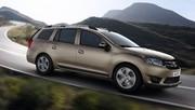 Nouvelle Dacia Logan MCV : première mondiale à Genève