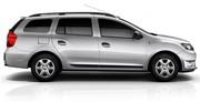 Le break Logan MCV 2 vedette du stand Dacia au Salon de Genève