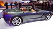 Chevrolet Corvette Stingray Cabriolet : chérie, ça a tranché