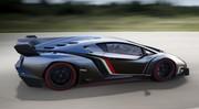 Lamborghini Veneno : Brutale !