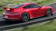 Porsche 911 GT3 : 4 roues directrices !