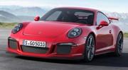 La nouvelle Porsche 991 GT3 !