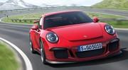 Porsche 991 GT3 : 475 ch et des roues arrière directrices