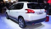 Peugeot 2008 : Arrivée en fanfare au Salon de Genève pour le petit SUV Peugeot