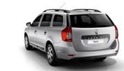 La Dacia Logan MCV nouvelle cuvée est sur les rails