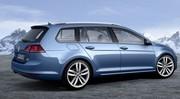 Variant pour la Volkswagen Golf