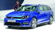 Volkswagen Golf Variant Concept R-Line : le break au look sportif