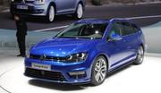 Volkswagen Golf SW : La voiture de l'année se décline en break spacieux
