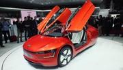 Volkswagen XL1 : 0,9 litre aux 100 km, en série