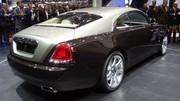 Rolls Royce Wraith : Un nom, mais pas que !