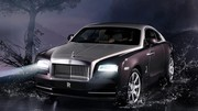 Rolls-Royce Wraith : Bentley en ligne de mire