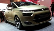 Citroën Technospace concept : futur C4 Picasso