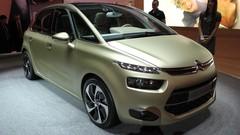 Citroën Technospace : le nouveau C4 Picasso à 99%