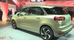 Citroën Technospace : Il vous dit tout sur le nouveau C4 Picasso