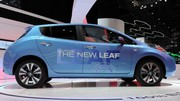 Nissan Leaf made in Europe