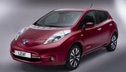 Nissan Leaf : améliorations bienvenues
