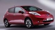 Nissan Leaf : un nouveau chapitre débute en Europe